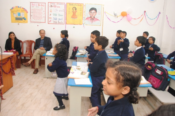 Filix School Of Education-Story Telling Activity
