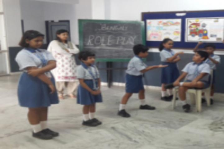 Future Campus School-Role Play Activity