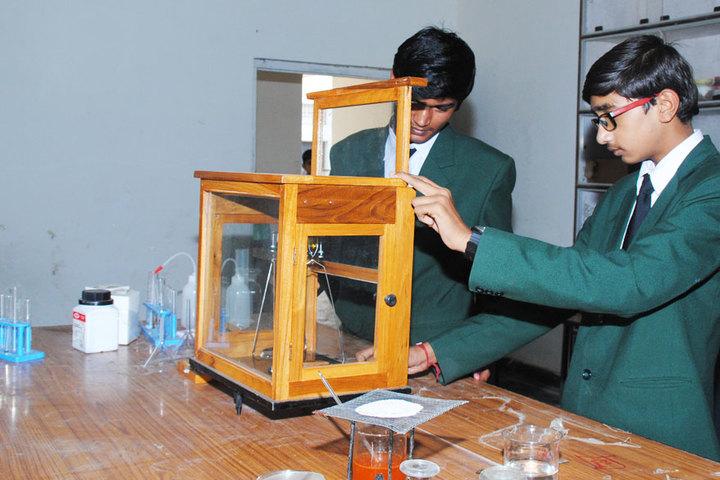 Ashoka Public School-Chemistry Lab