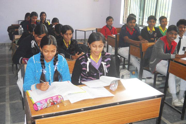 Ashoka Public School-Classroom