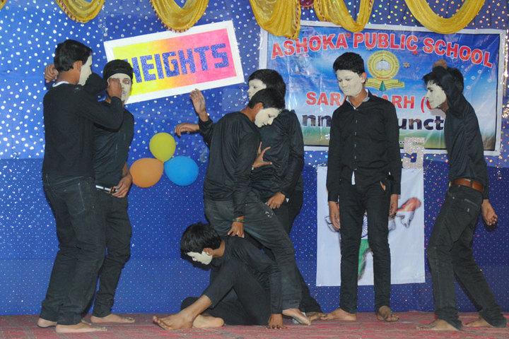 Ashoka Public School-Drama