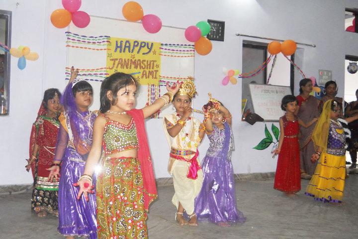 Ashoka Public School-Festive Celebrations