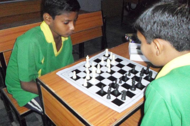 Ashoka Public School-Indoor Games