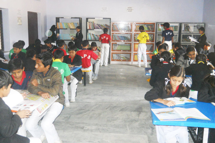 Ashoka Public School-Library
