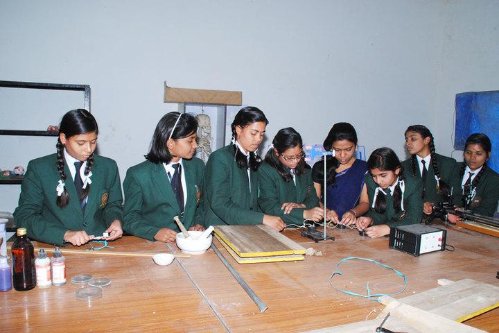 Ashoka Public School-Physics Lab