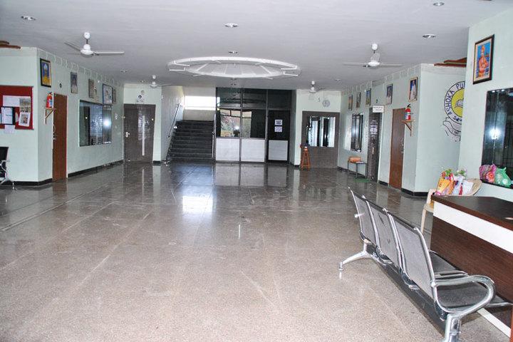 Ashoka Public School-Reception Area