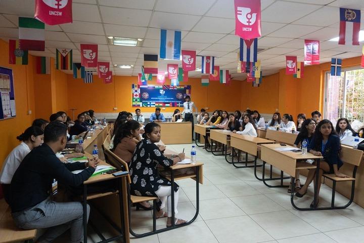G D Goenka Public School-Classroom