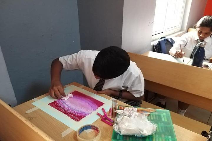 G D Goenka Public School-Drawing Competition