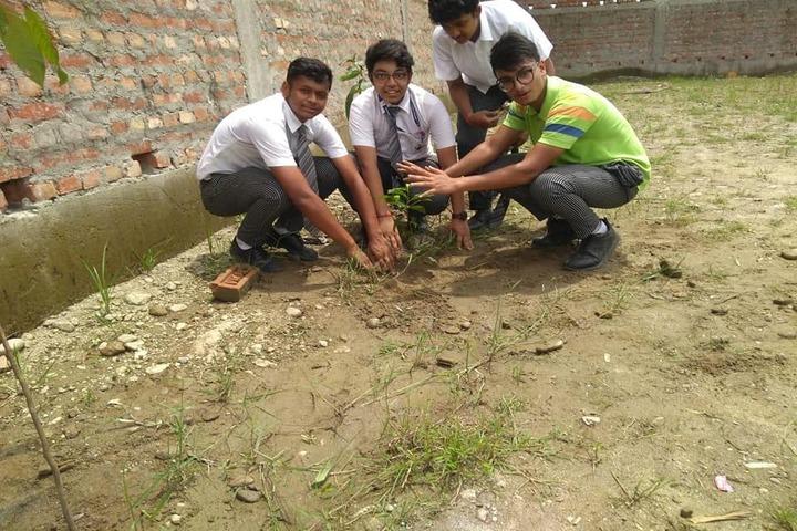 G D Goenka Public School-Environment Day