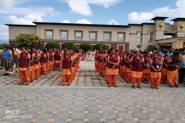 G D Goenka Public School-Morning Assembly