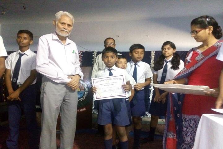 Gobind Ram Kataruka Dav Public School-Achievements