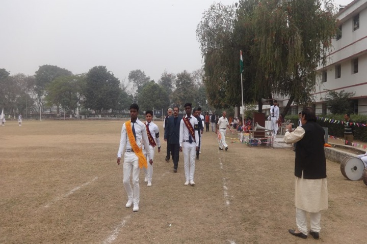 Gobind Ram Kataruka Dav Public School-Annual Sports Day