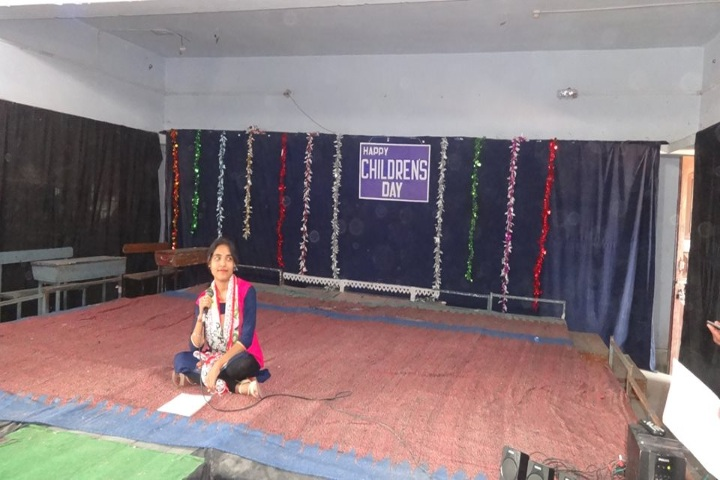 Gobind Ram Kataruka Dav Public School-Childrens Day