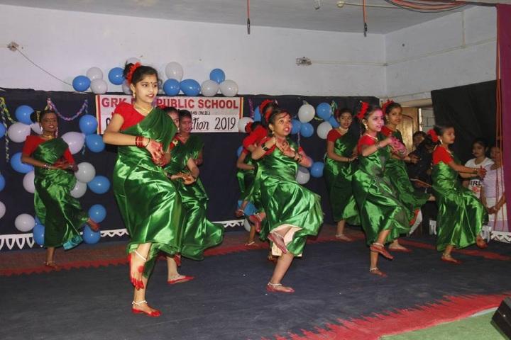 Gobind Ram Kataruka Dav Public School-Cultural Fest