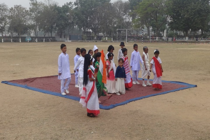 Gobind Ram Kataruka Dav Public School-Independence Day Celebrations