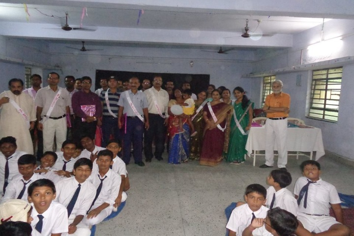 Gobind Ram Kataruka Dav Public School-Teachers Day