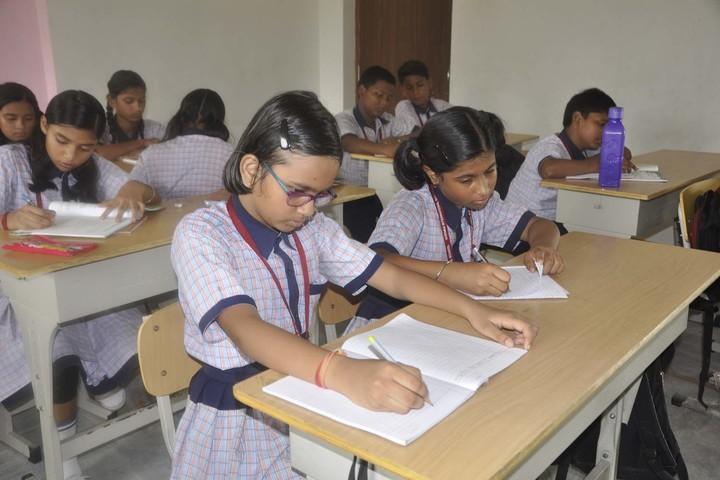 Goenka International School-Classroom