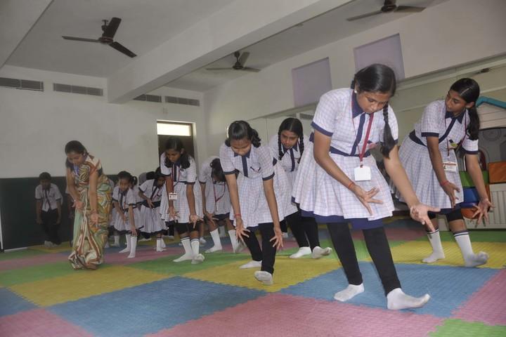 Goenka International School-Dance Room