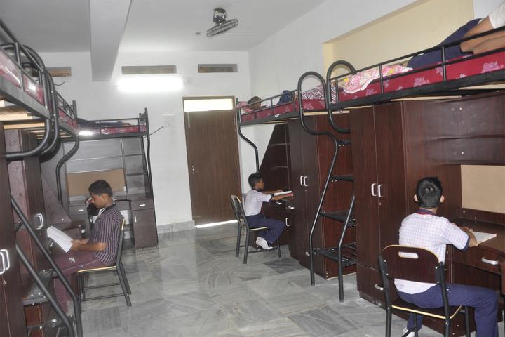 Goenka International School-Hostel Rooms