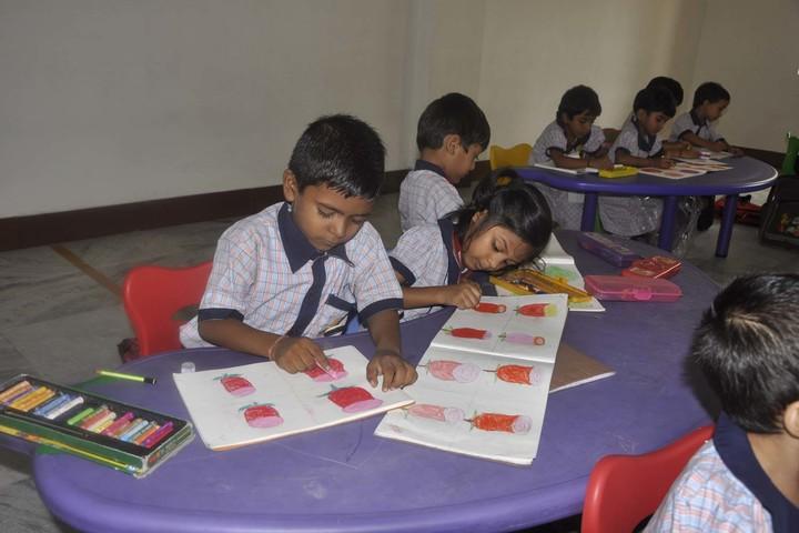 Goenka International School-Junior Classroom