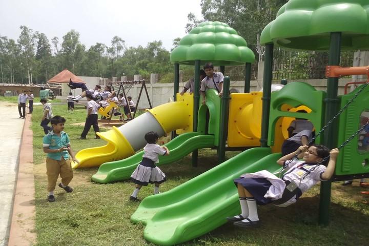 Goenka International School-Kids Park