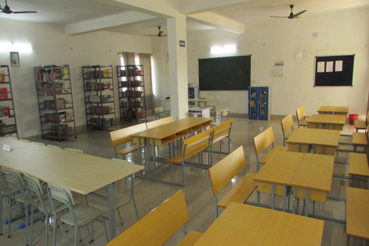 Goenka International School-Library