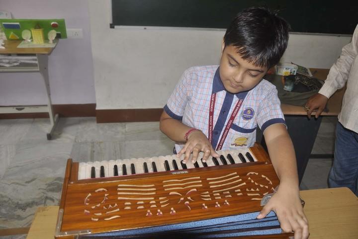 Goenka International School-Music Room