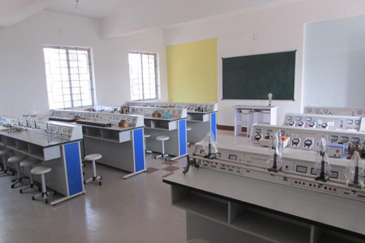 Goenka International School-Physics Lab