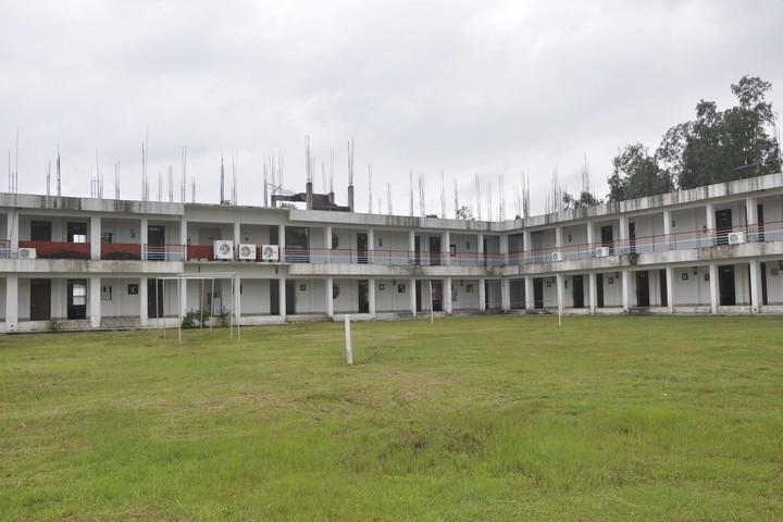 Goenka International School-School Building