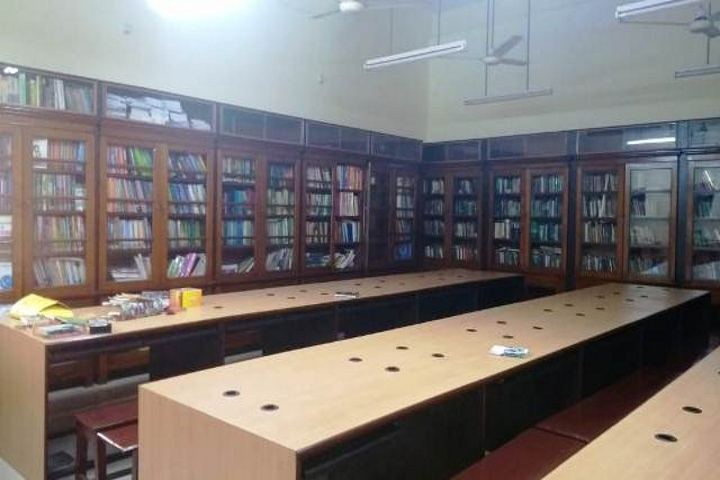 Gokhale Memorial Girls School-Library