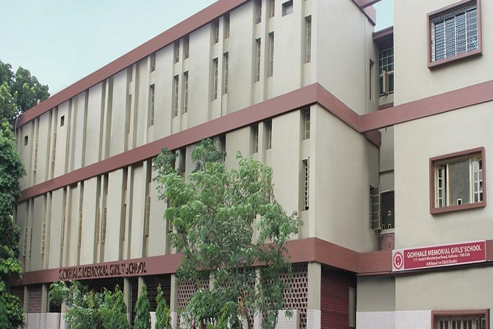 Gokhale Memorial Girls School-School Building