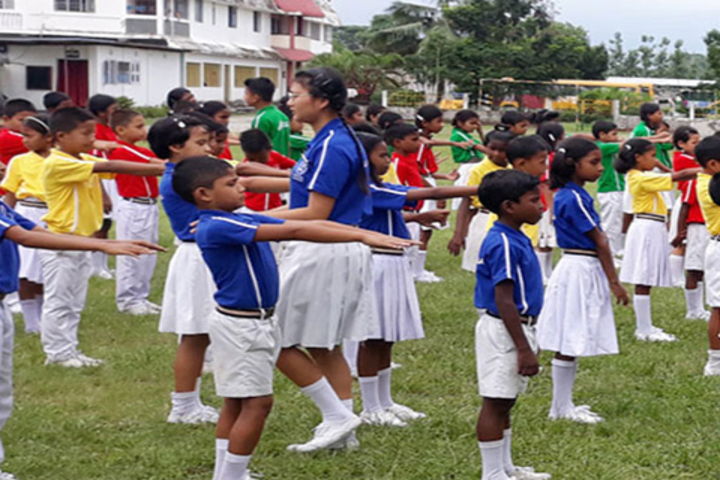 Grace English School-Activity