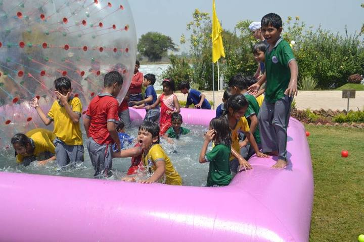 Athena World School-Adventure Camp