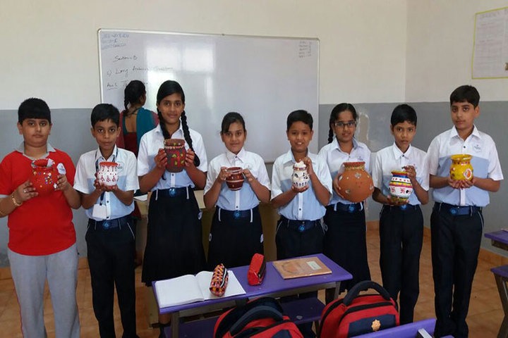 Athena World School- Activities