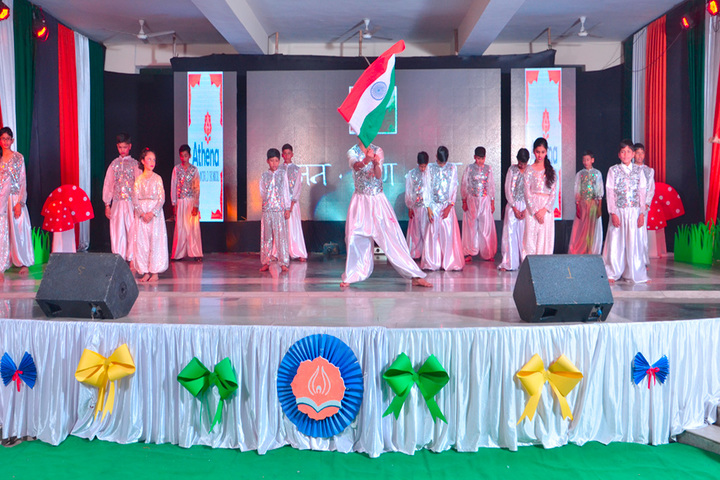 Athena World School- Annual Day