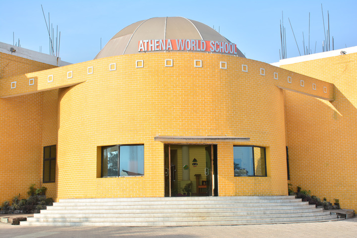 Athena World School- Campus View
