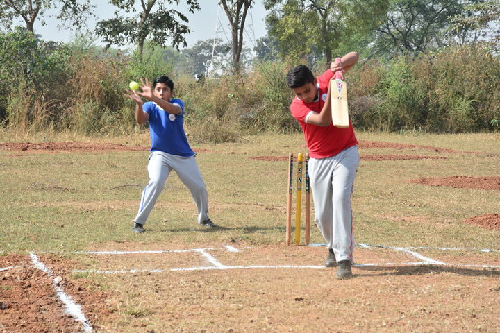 Athena World School- Cricket