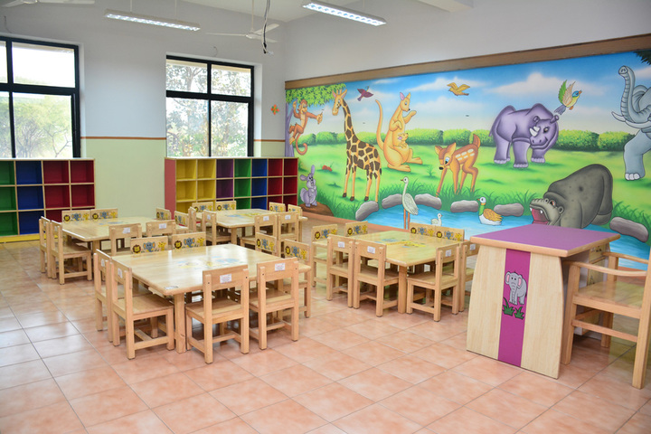 Athena World School- Kindergarten