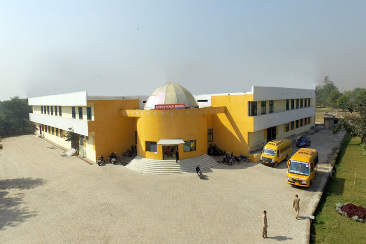 Athena World School- School Campus