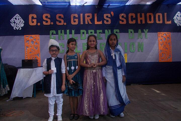 Gurbachan Singh Sondhi Girls School-Children's Day