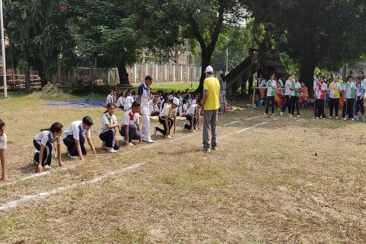 Gurbachan Singh Sondhi Girls School-Sports