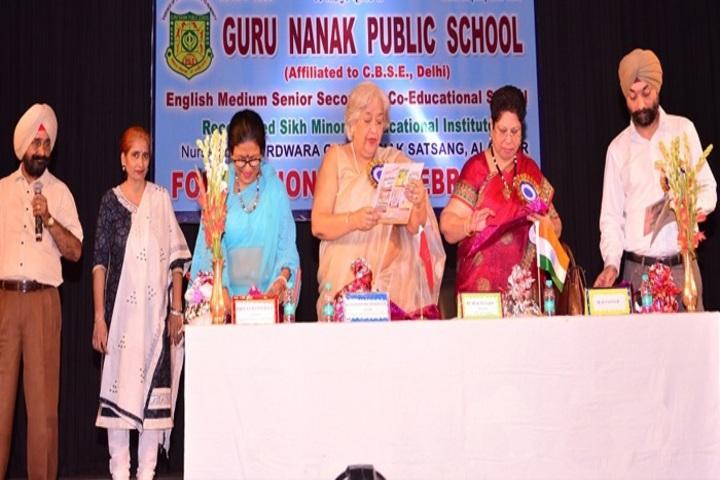 Guru Nanak Public School-Annual Day