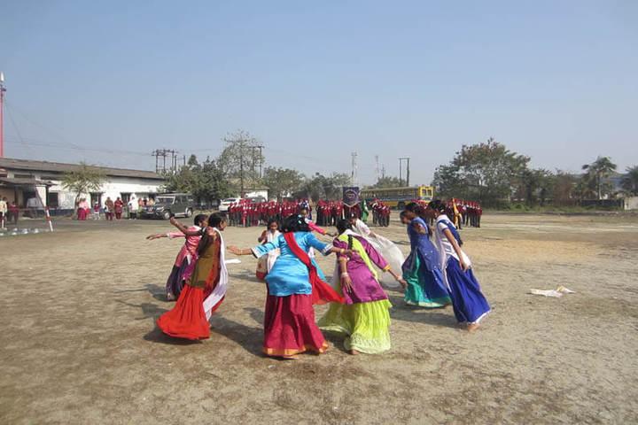 Guru Nanak Public School-Cultural Fest