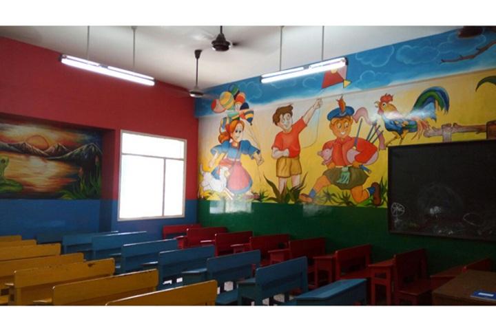 Haryana Vidya Mandir-Classroom