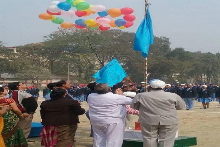 Haryana Vidya Mandir-Sports Meet