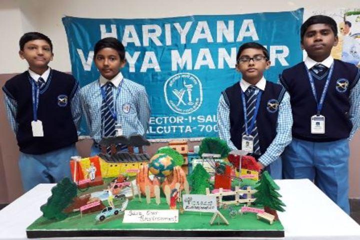 Haryana Vidya Mandir-Exhibition