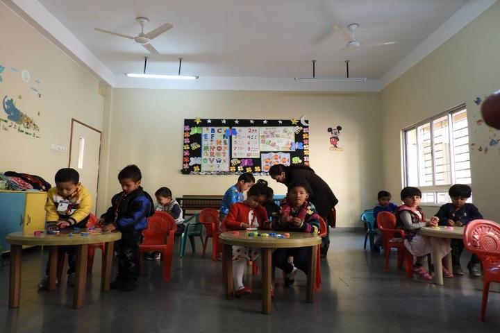 Hebron School-Activity Room