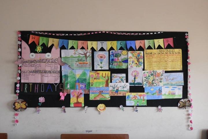 Hebron School-Art