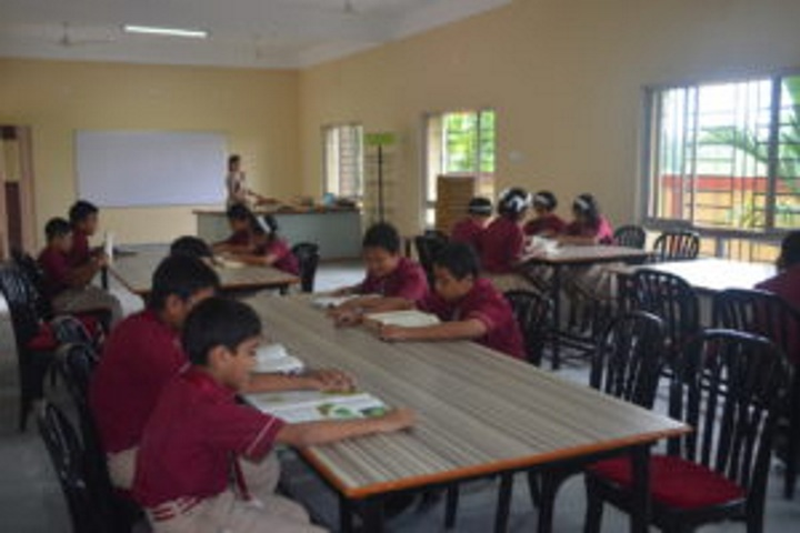 Hebron School-Library