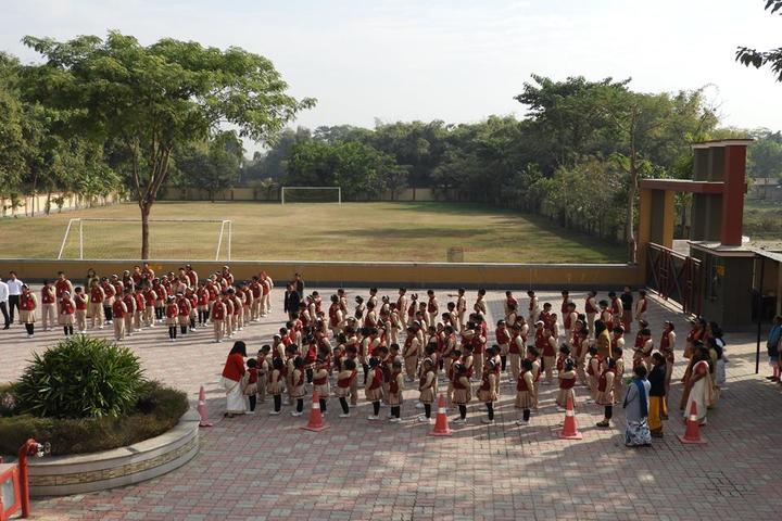 Hebron School-Assembly